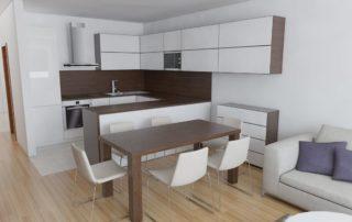 Kuchynská-linka-biela-lesklá-Perla-Ružinova-2