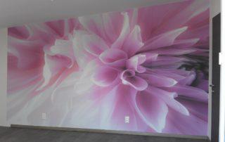foto-tapeta-interier-spalna-kvety